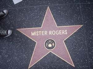 Star for Mister Rogers