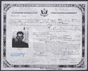 Esau_Pop_naturalization_1945