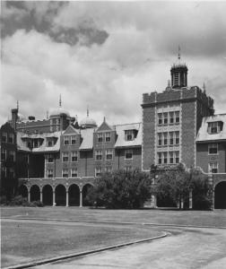 Cazenove Hall, Wellesley College