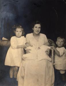 Maria_Granny, babies_1919