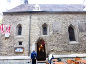 vienna_ruprechtskirche_entrance
