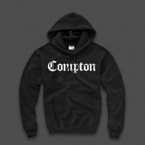 Compton Black Hoodie-1200x1200