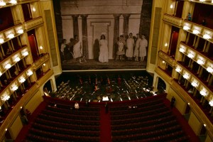 Staatsoper Wien, Innenansicht