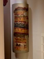 musartcat_romanesque_fresco_taull_ornamentedcolumn