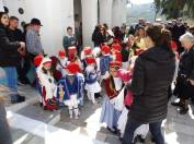 On Greek National Day, Andros.