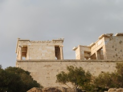 Temple of Athena Nike.