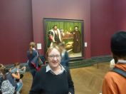 At the National Gallery, London
