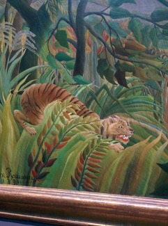 A National Gallery Rousseau