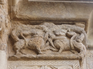 coimbra_cathedral_ext_portal_lions