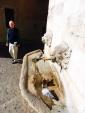 A fountain in Girona
