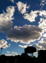 Clouds in Barcelonetta