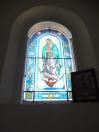 In the church of Mazamitla.