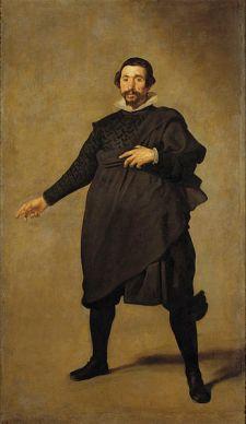 Velazquez, Pablo de Valladolid, 1636