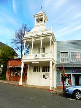 Firehouse no. 1, Nevada City.