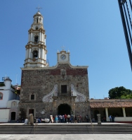 The Cathedral in Ajijic