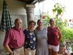 Deborah's sweet family in Queretaro