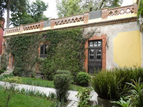 Trotsky's house